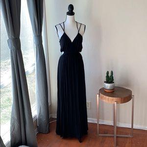 Loft beach maxi dress. NWT.